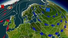 Wschodni mróz wlewa się do Polski. Niebezpieczny dla ludzi i zwierząt