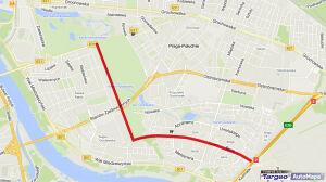 Nie będzie tramwajowego mostu na Gocław. Ale będą... konsultacje