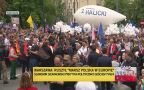 """Ruszył marsz """"Polska w Europie"""""""