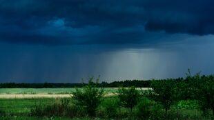 Niebezpieczne burze. Drugi stopień ostrzeżeń IMGW