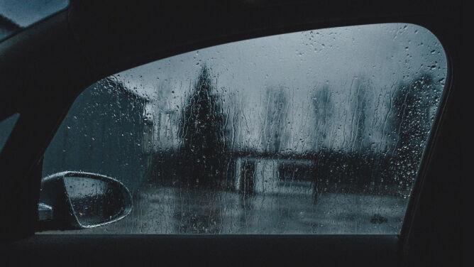 Na świąteczny obiad pojedziemy w deszczu