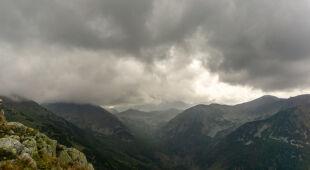 Gwałtowne burze w Tatrach