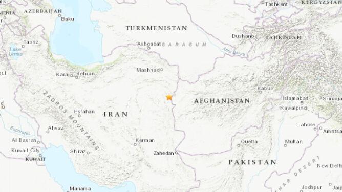 Trzęsienie ziemi w Iranie. Kolejne w ciągu tygodnia