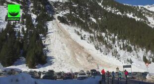 Filmik z zejścia lawiny dostaliśmy na Kontakt24
